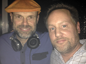 Dave Lee and Discoguy at Le Bain in New York
