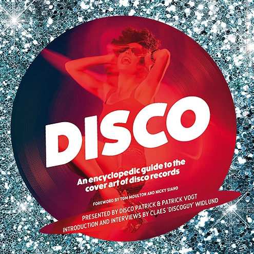 Disco book with introduction by Claes Discoguy